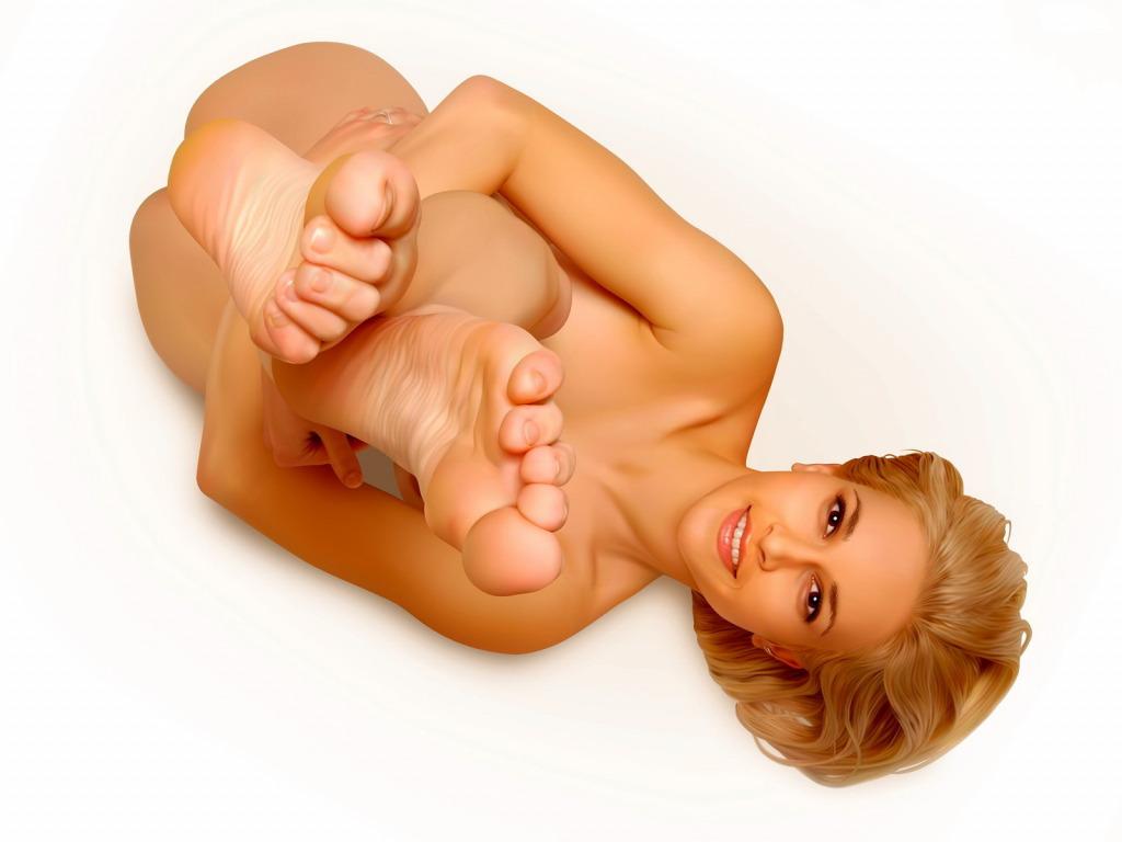 Порно со стройной блондинкой