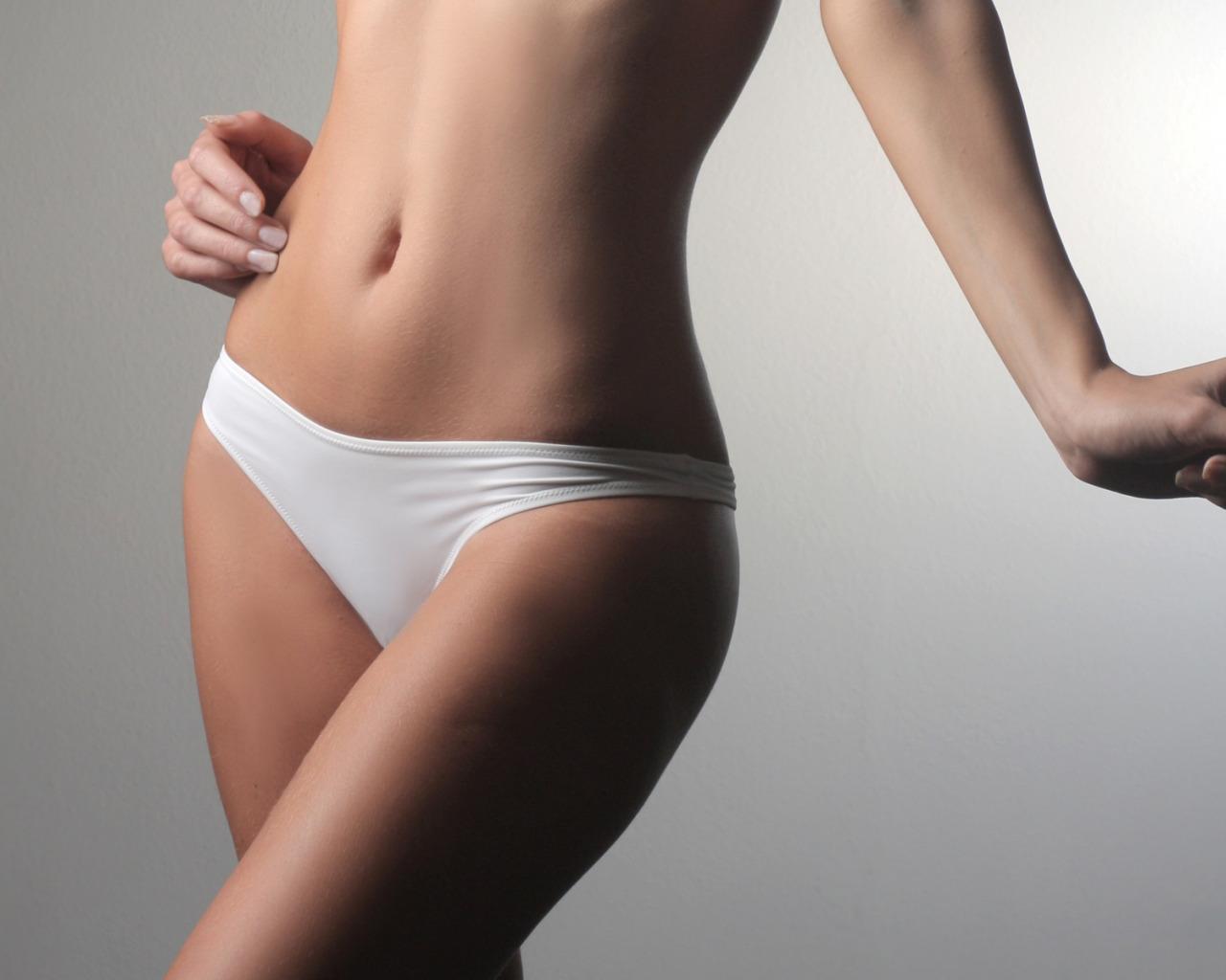 Фото с частями тела девушек