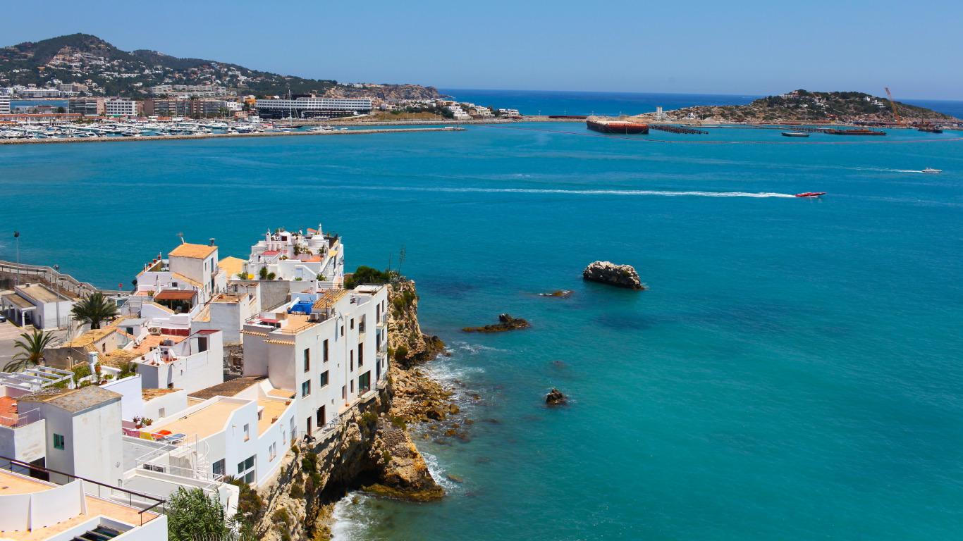 Купить остров испания