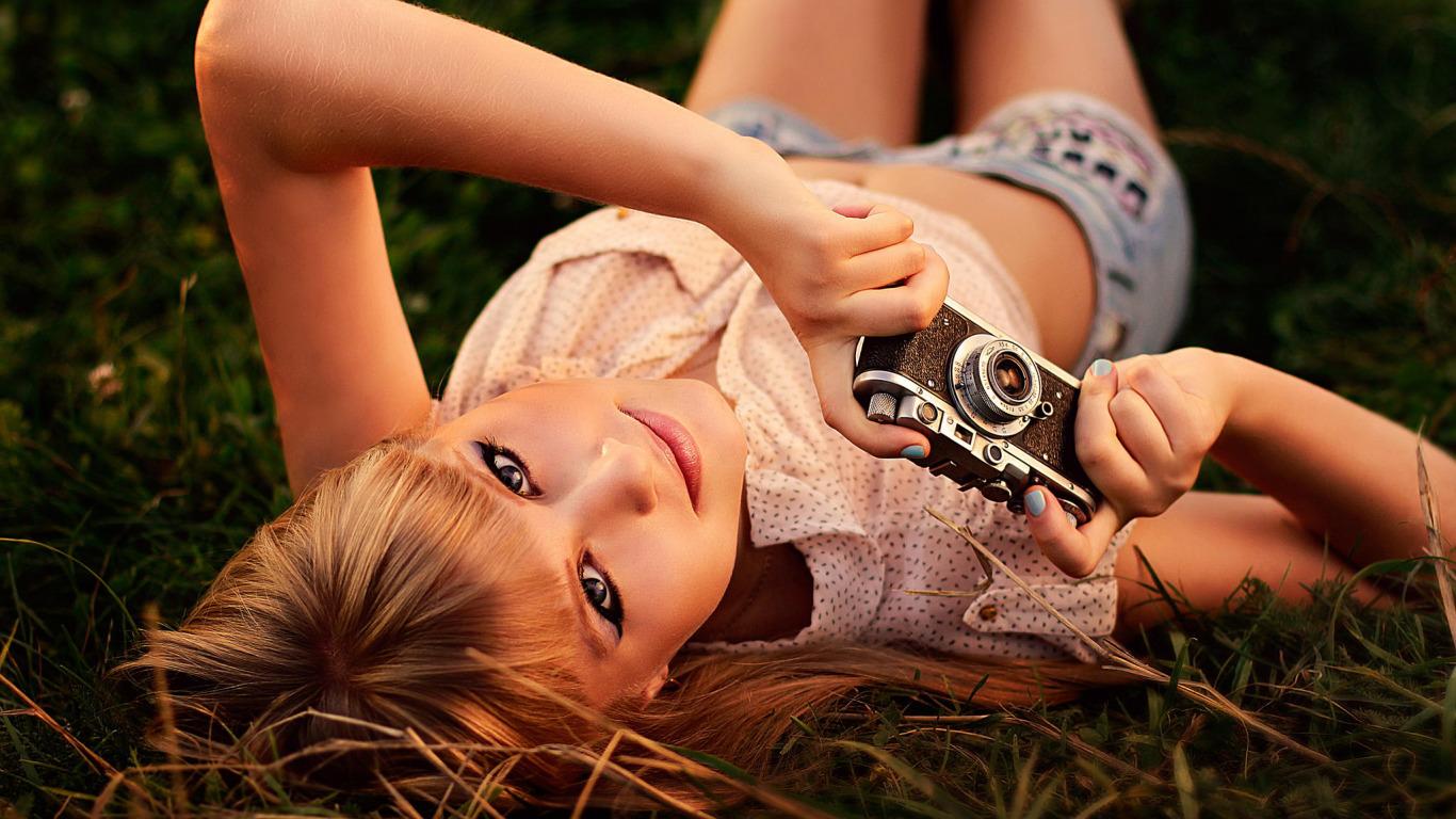 девушек фото hd