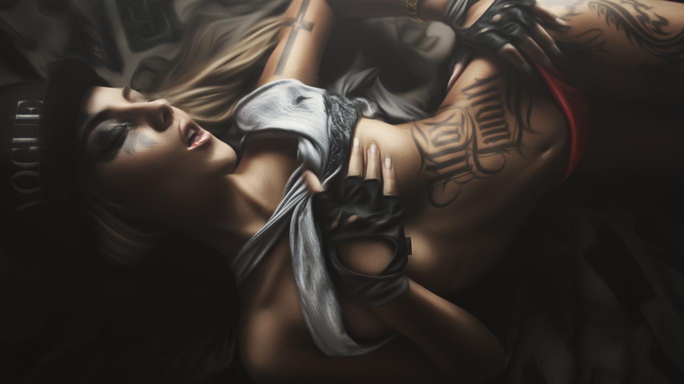 erotyc photo hd рисованные девушки