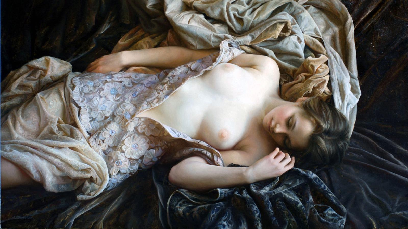 Женская голая красота @ bigobe.com