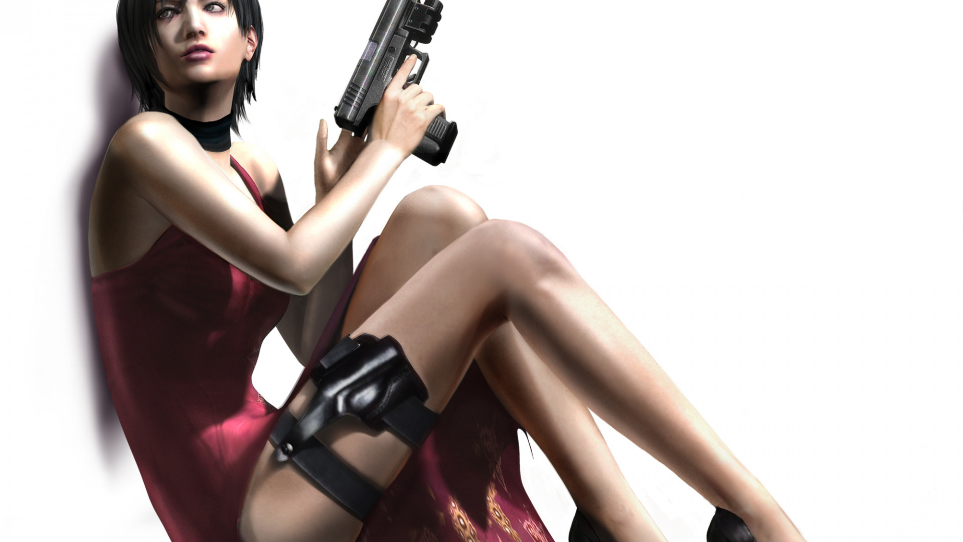 Resedent evil 4porn hentai video