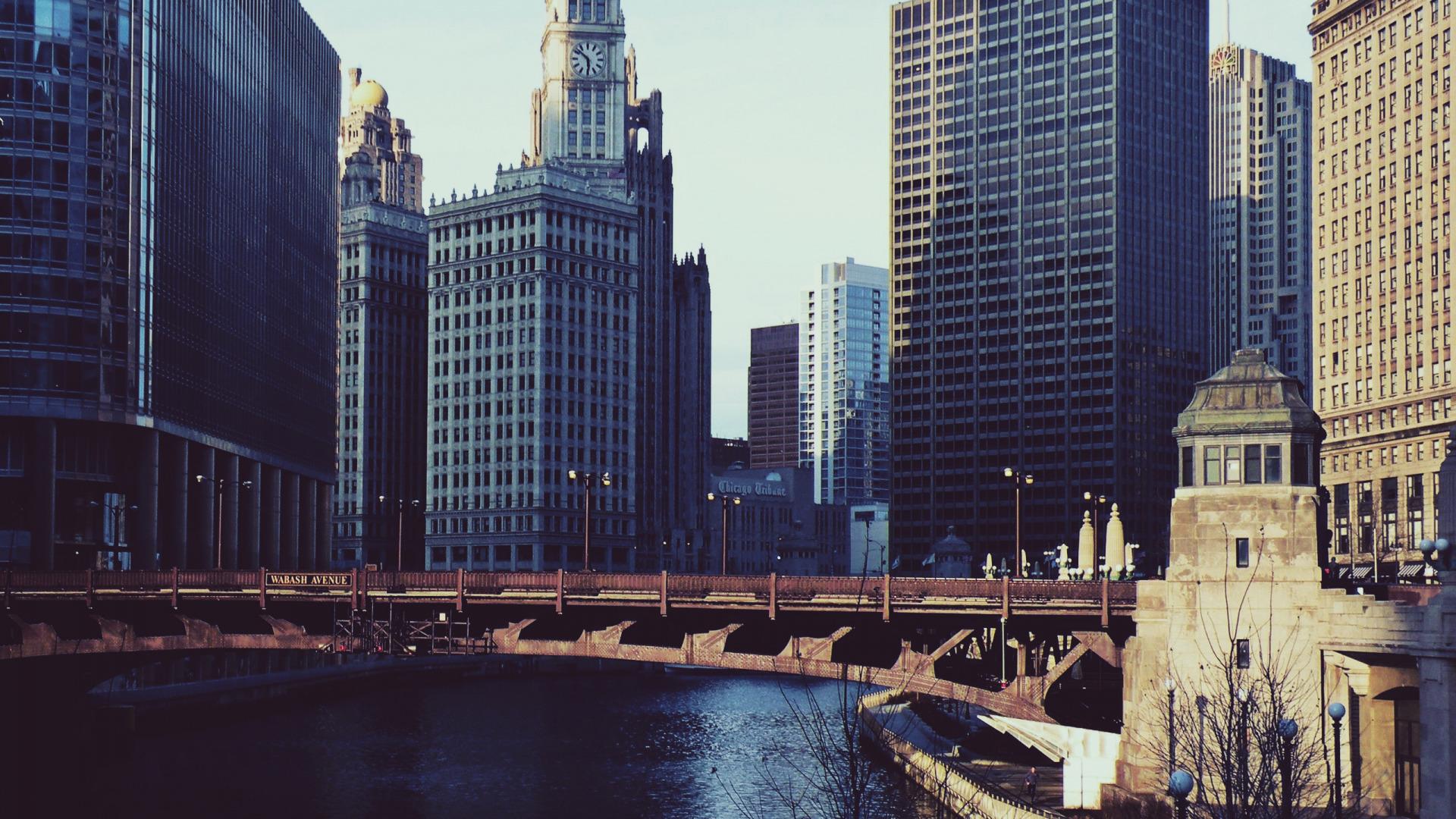 Обои небоскребы, чикаго, america, америка, chicago, здания. Города foto 19