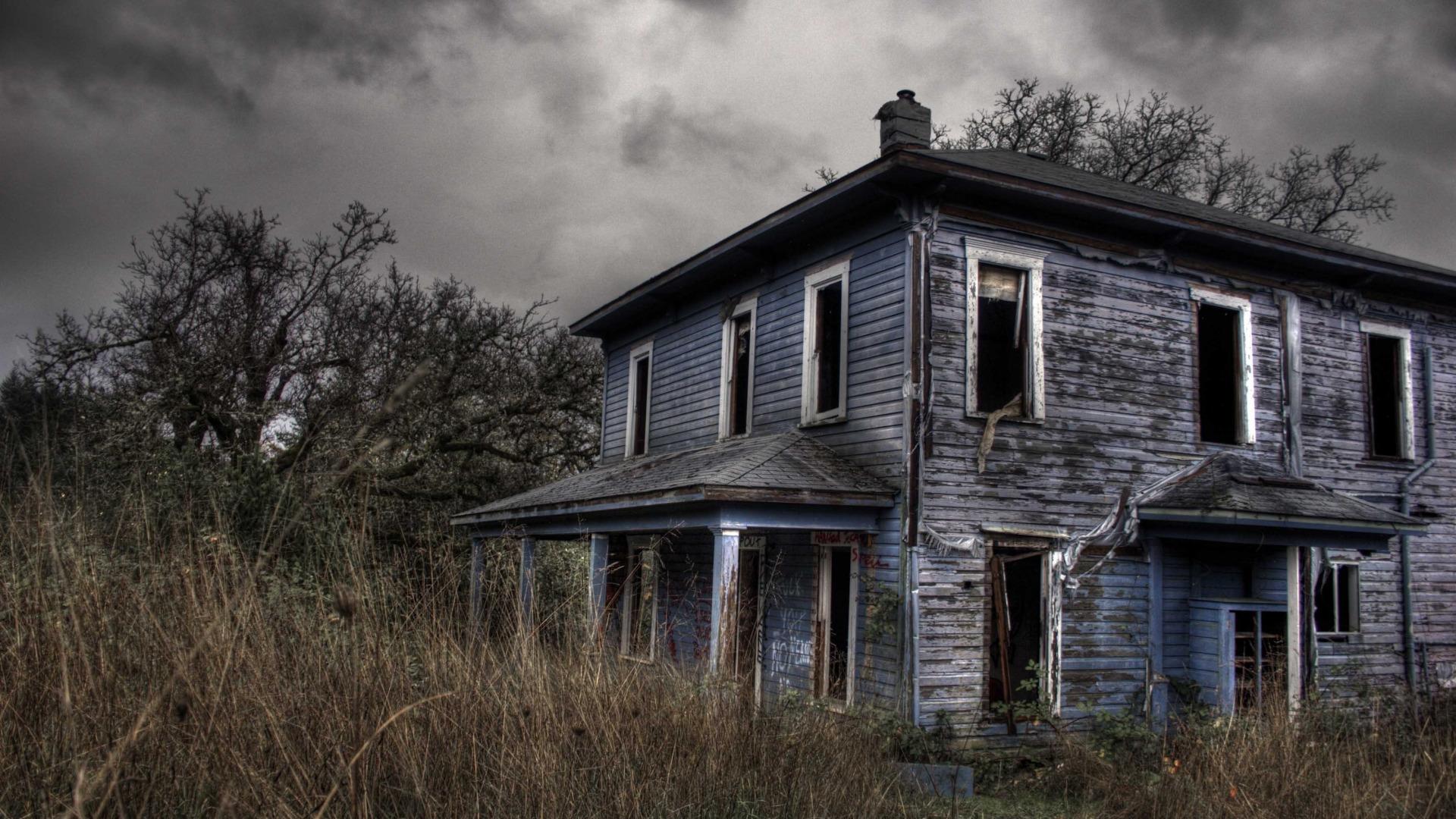 Haunted house  № 587640 загрузить