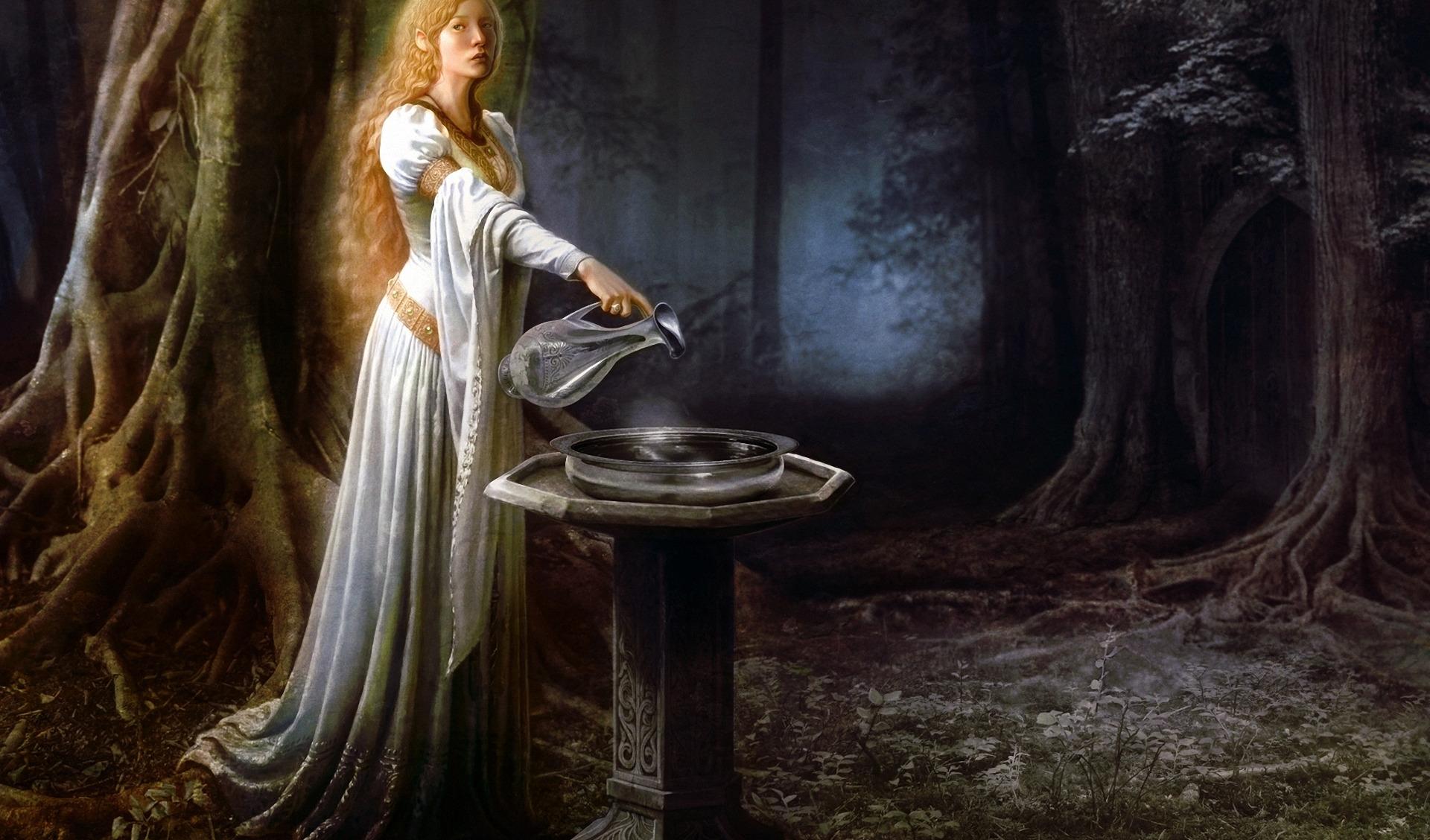 ельфійка галадріель фото
