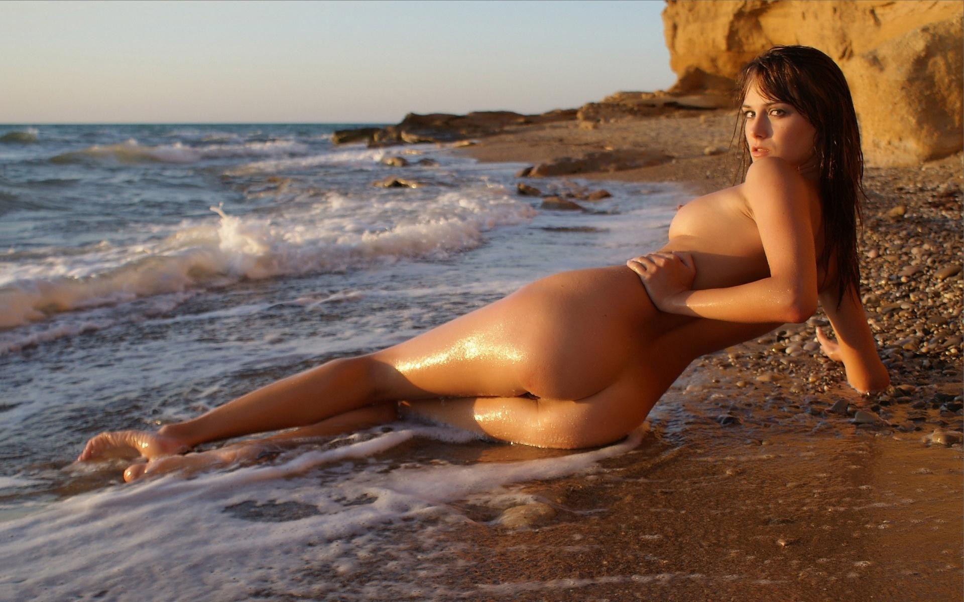 Обнаженные Пляж Эротика
