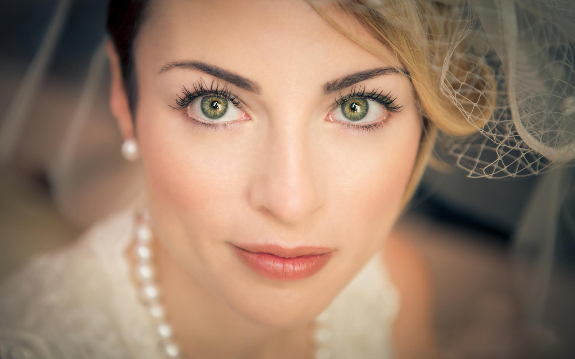 Идеи свадебного макияжа для зеленых глаз фото 586