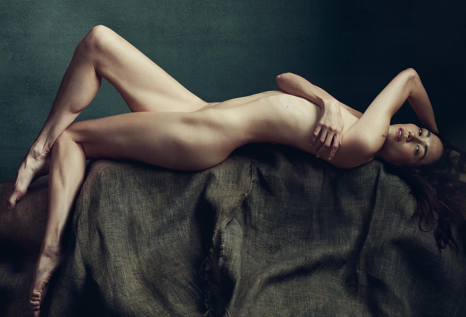 Mosshart naked