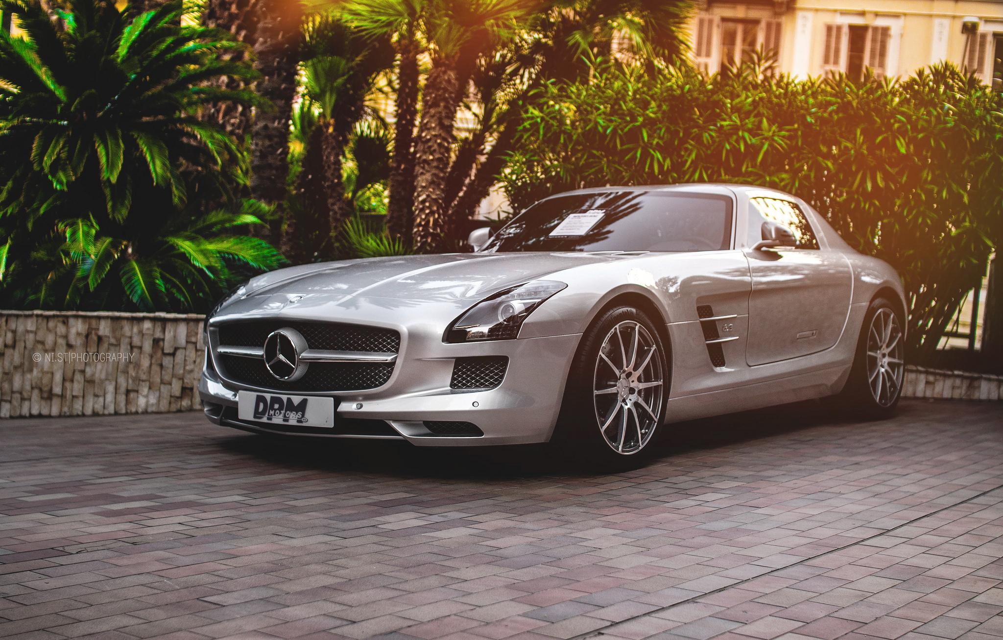 мерседес серебристый Mercedes silver  № 287946 бесплатно