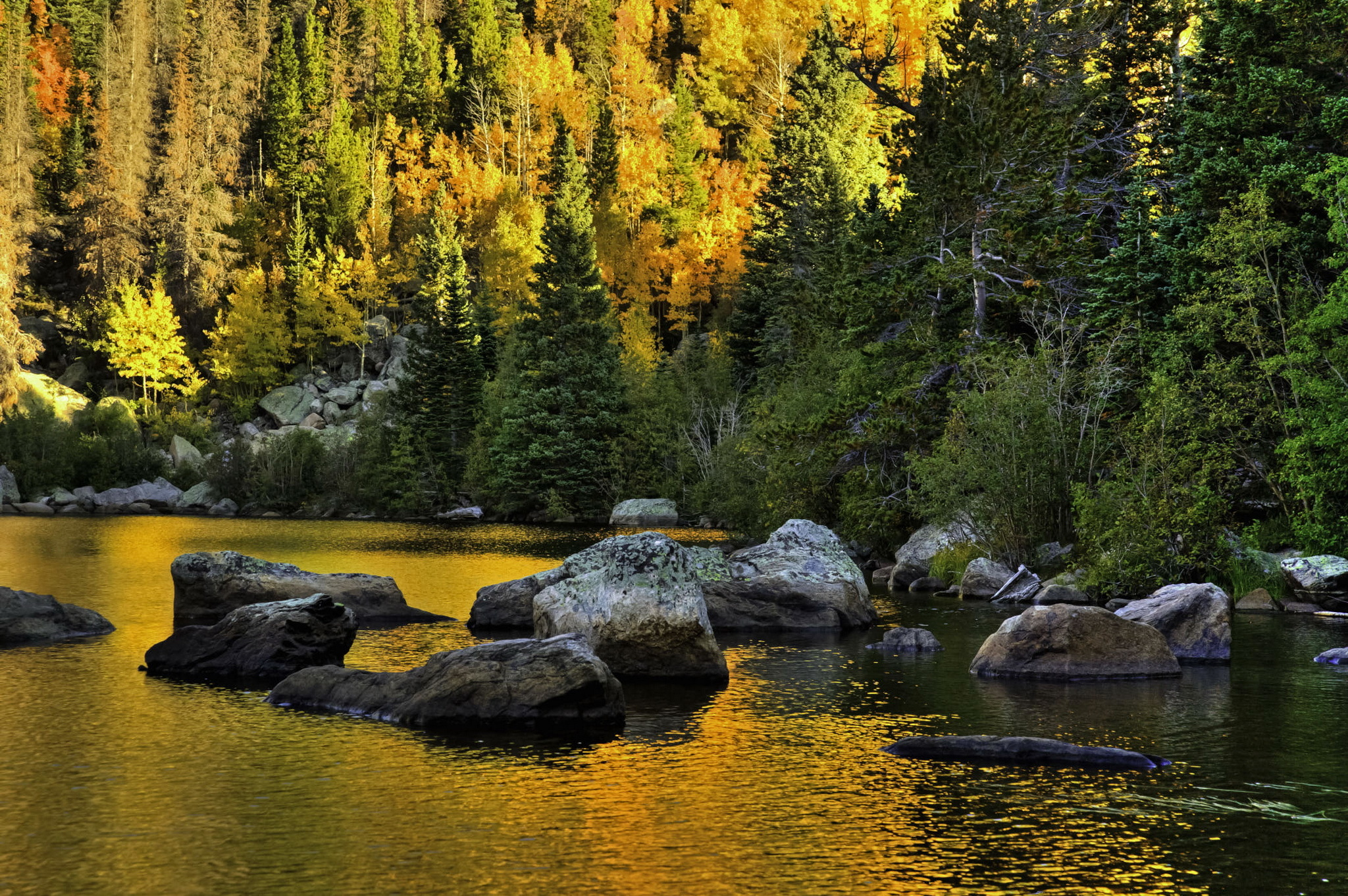 Red Mountain, Uncompahgre National Forest, Colorado  № 1563852  скачать