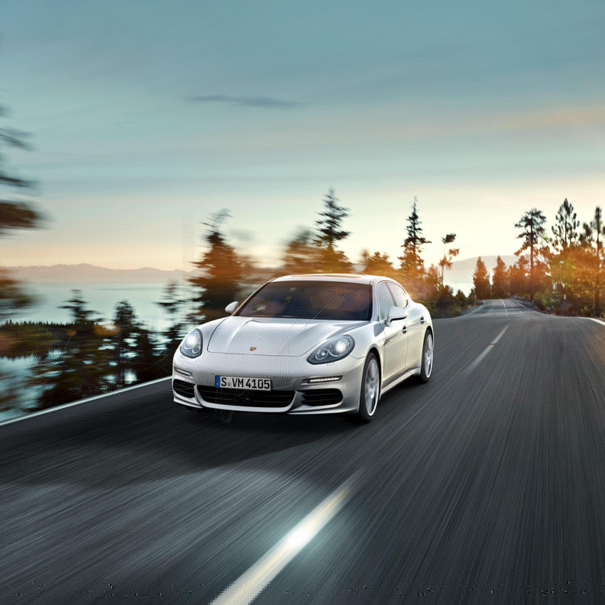 Porsche Panamera 911  № 2370026  скачать
