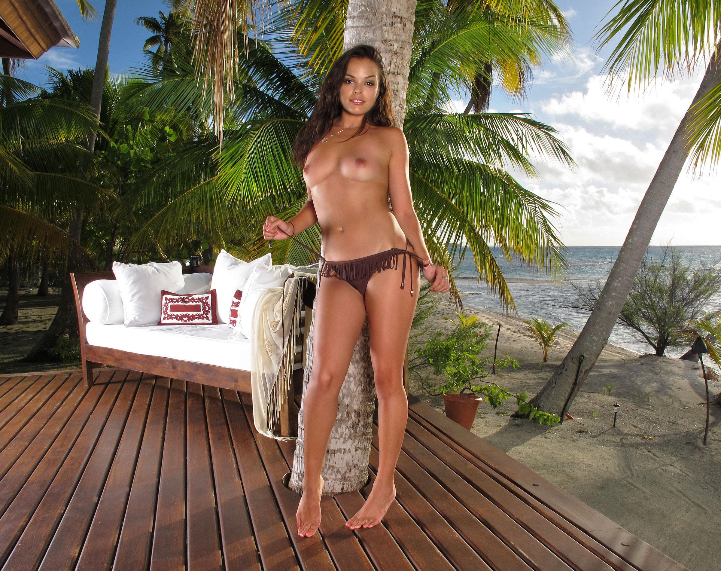 Секс у пальмы 12 фотография