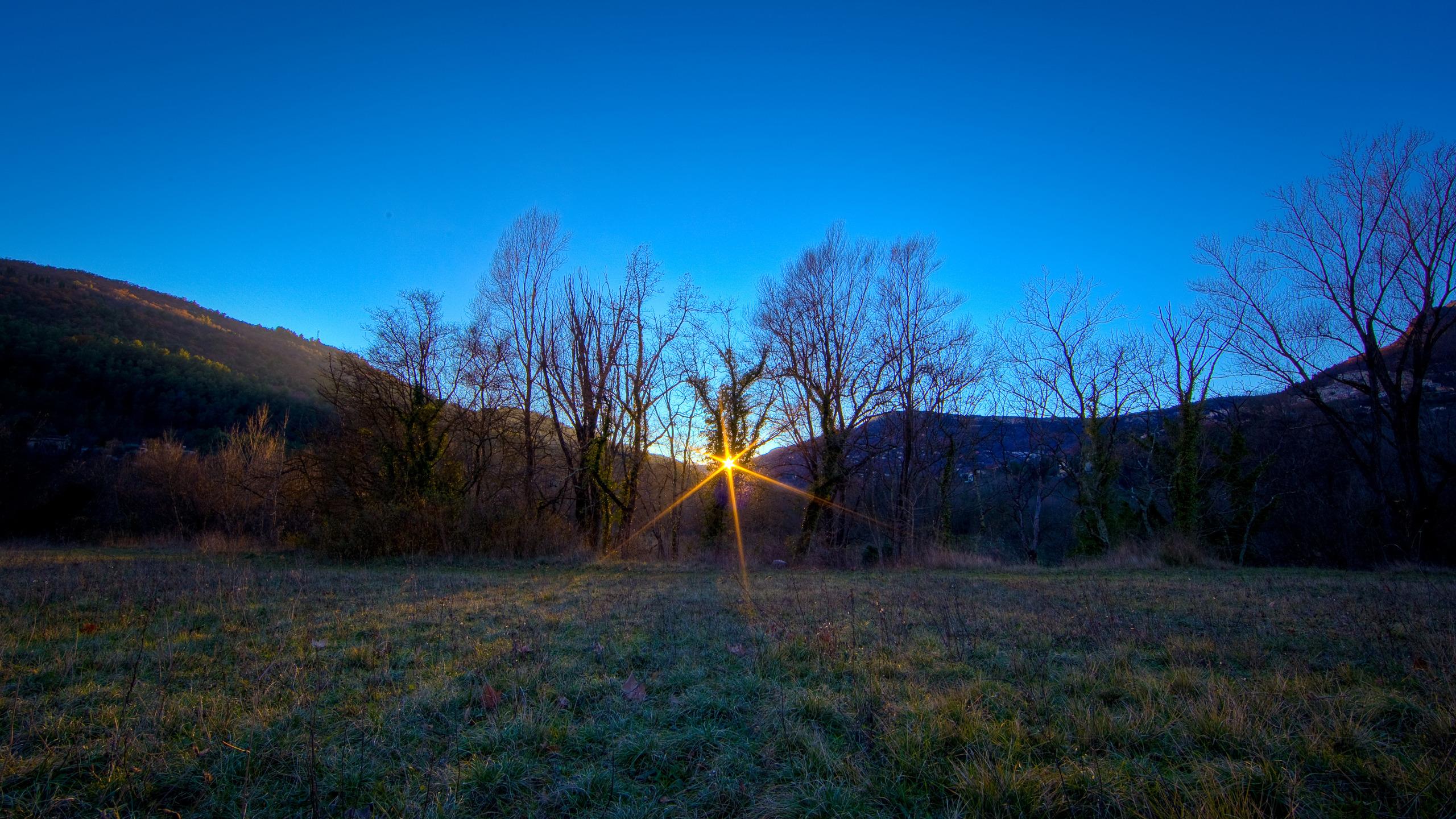 закат склон sunset the slope  № 1569378 бесплатно