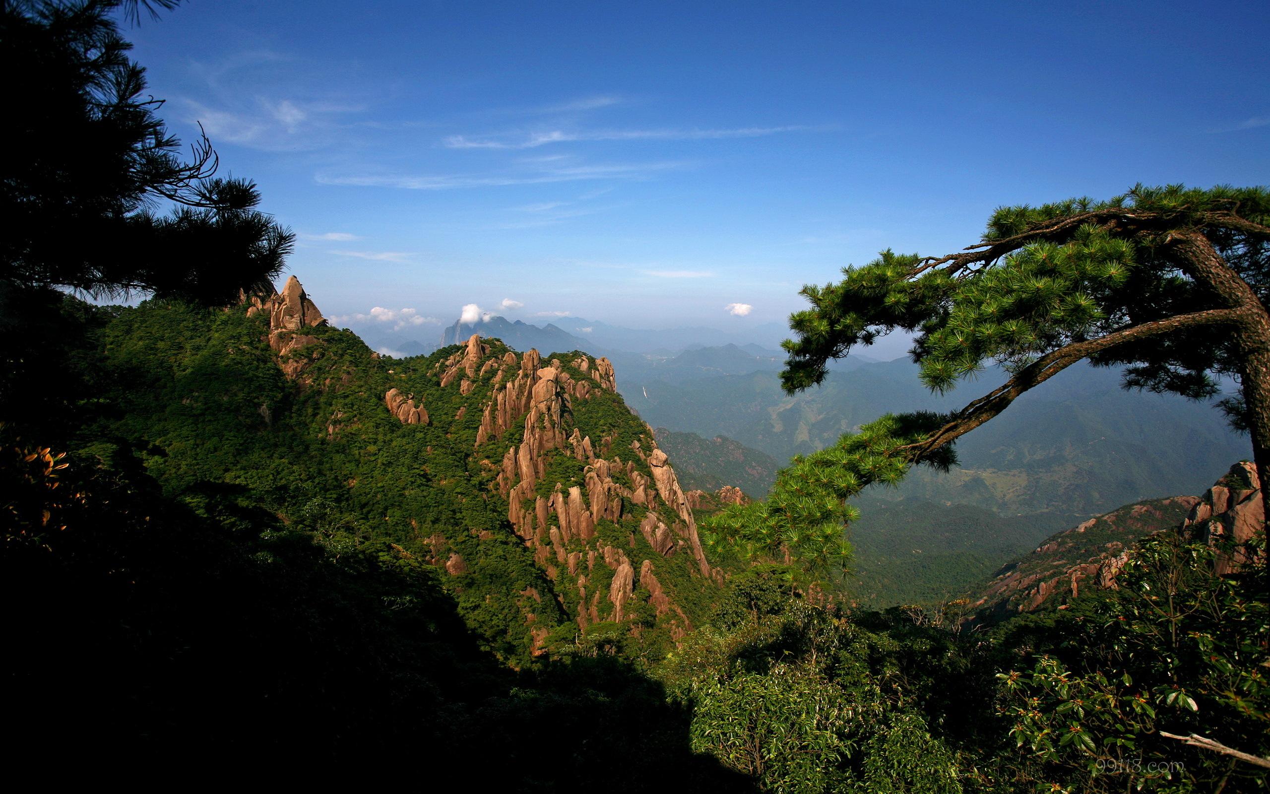 природа небо облака горы скалы  № 514784 без смс