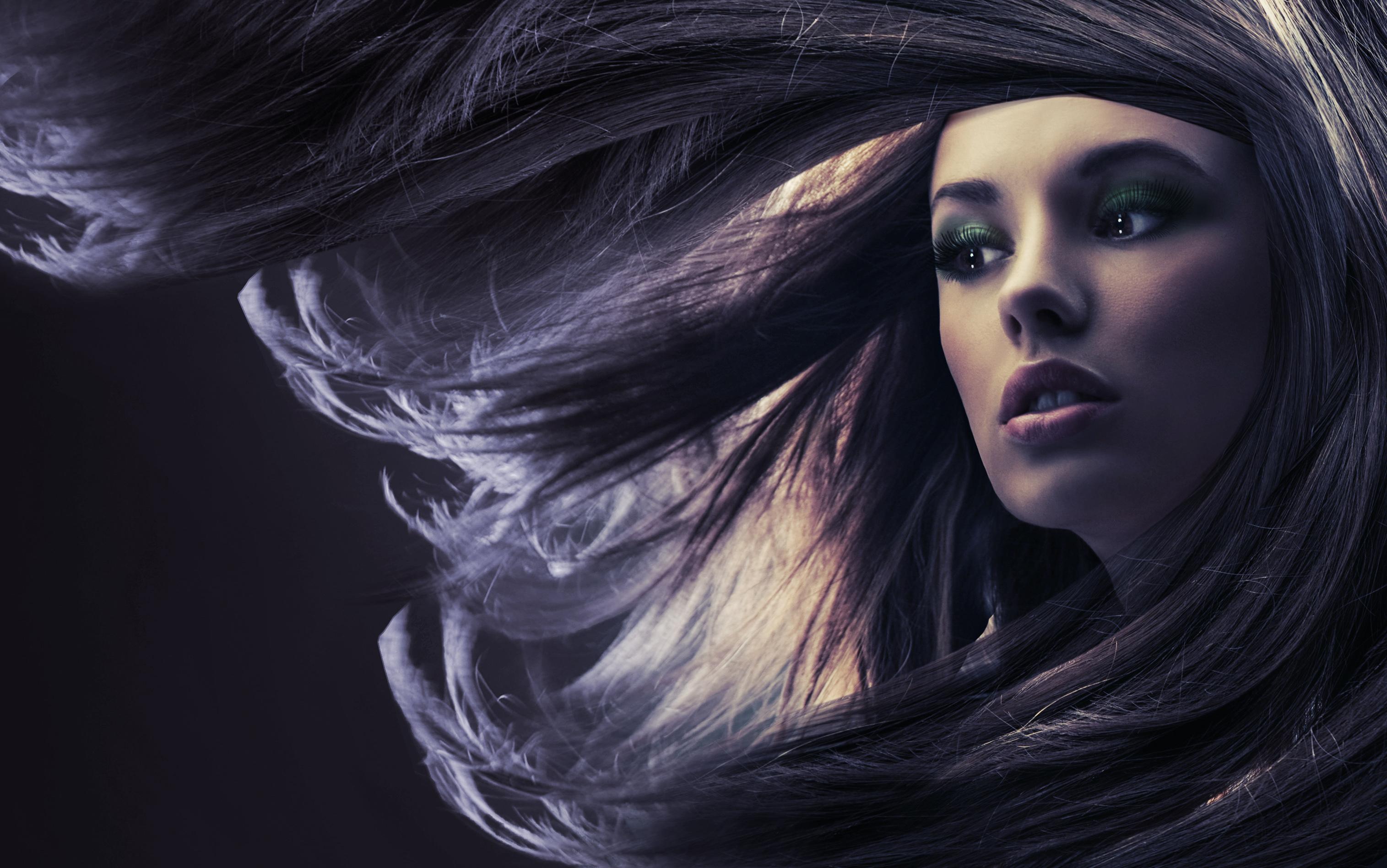 приворожения девушки по волосам