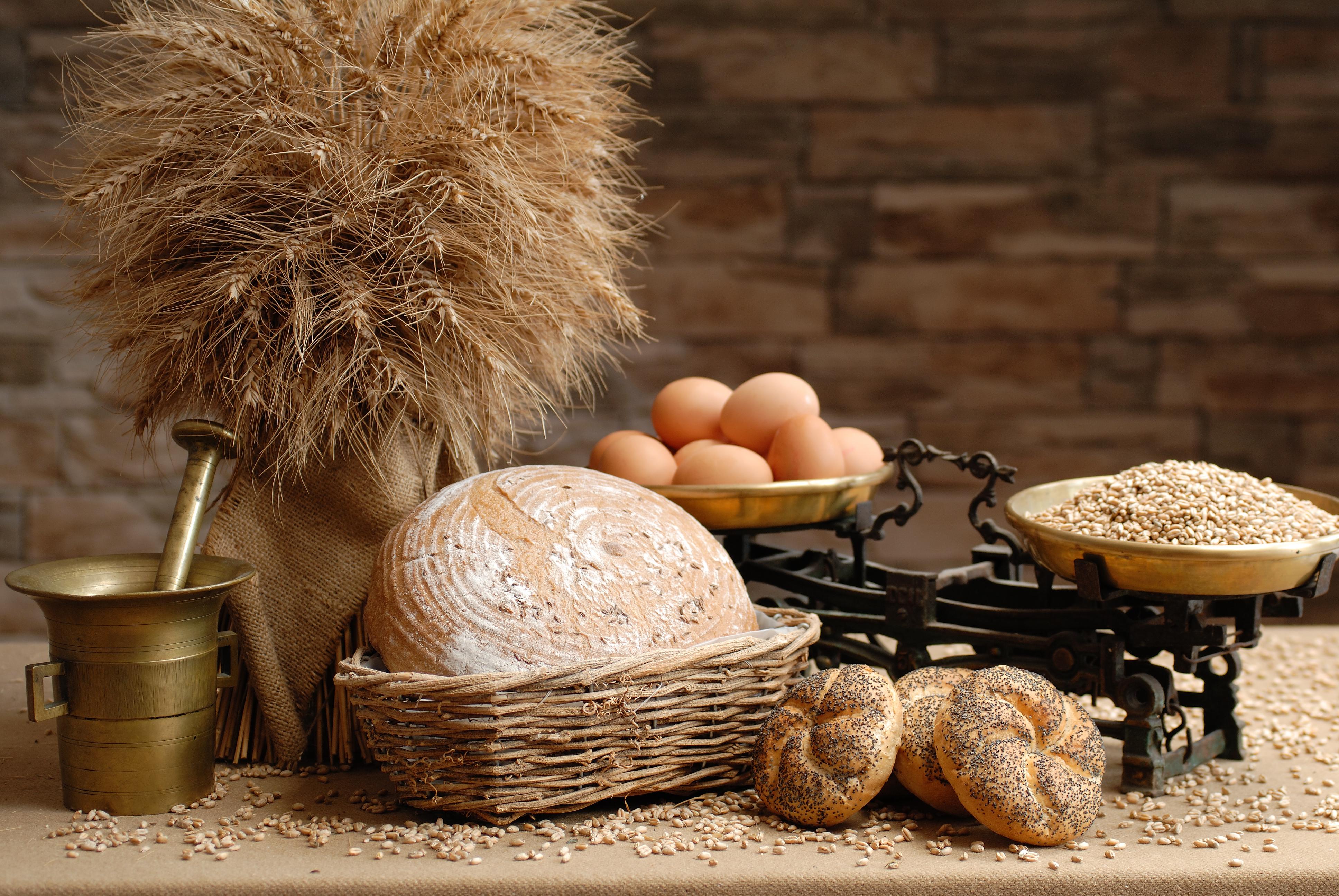 еда хлеб  № 2154363 без смс