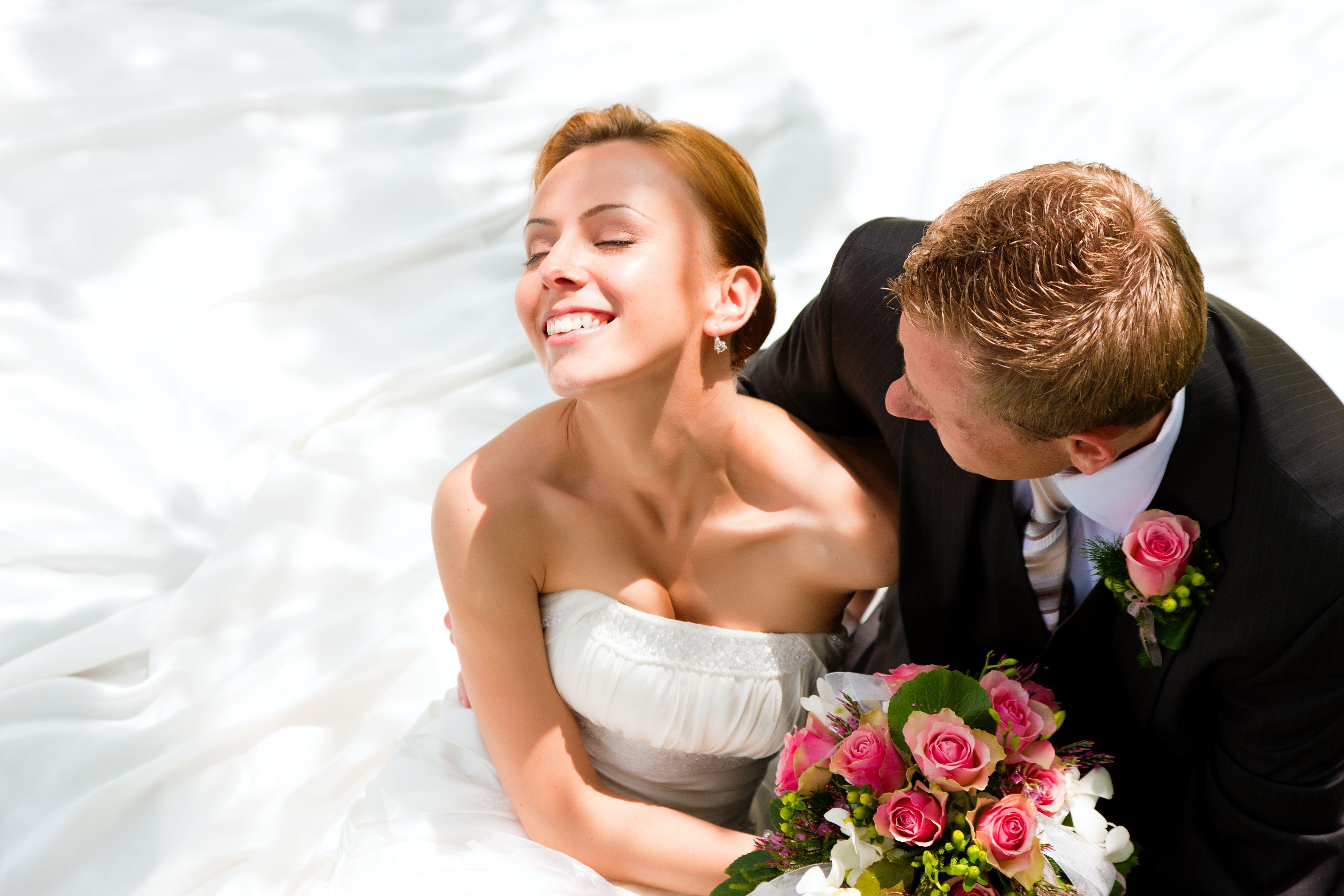 этими давайте хвастаться своими свадебными фото эпиляция