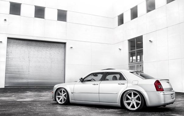 Фото обои cars, auto, wallpapers, 300, chrysler, крайслер