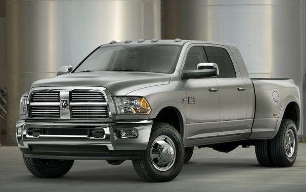 Фото обои джип, грузовик, Dodge, truck, ram