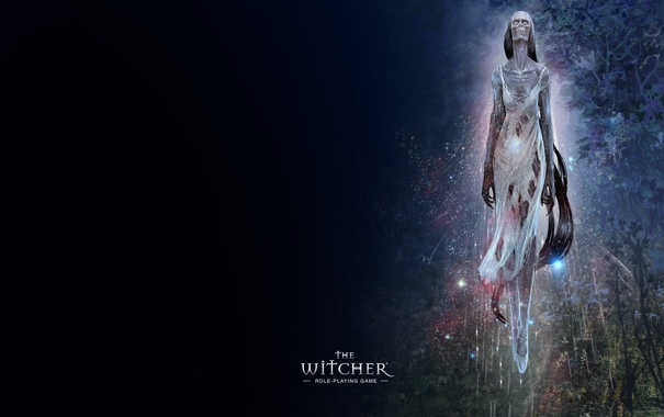 Фото обои дух, the witcher, полуденница