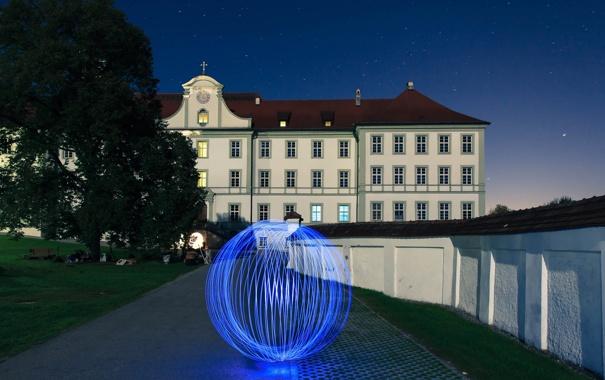 Фото обои Германия, Мюнхен, Germany, Munich, Kloster Schäftlarn, Schäftlarn Abbey, бенедиктинский монастырь