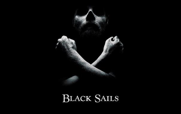 Обои Черные паруса Black Sails сериал пираты полумрак