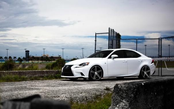 Фото обои car, авто, тюнинг, лексус, Lexus IS