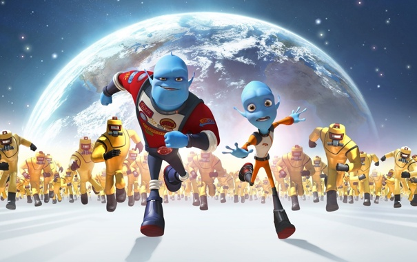 Фото обои Movies, Escape from Planet Earth 2013, Побег с планеты Земля