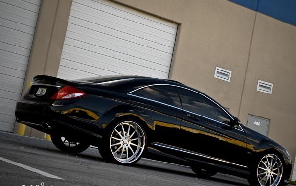 Фото обои Mercedes Benz, Carlsson, CL-Class