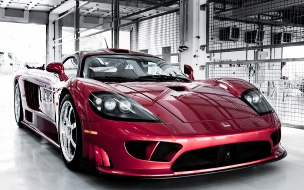 Фото обои car, super, exotic, saleen