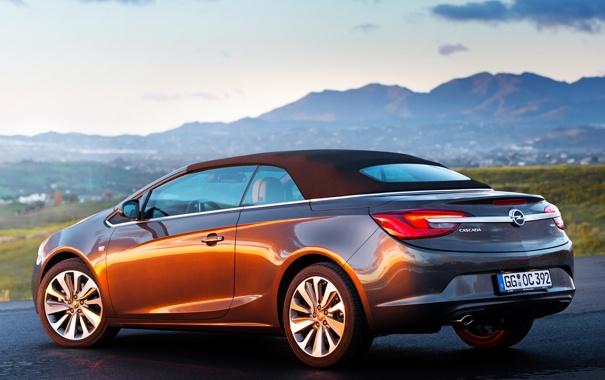 Фото обои Opel, опель, Cascada, каскада