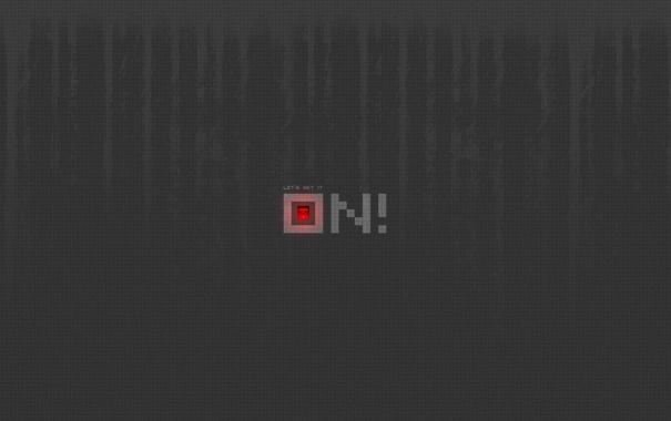 Фото обои надпись, минимализм, кнопка, minimalism, button, 2560x1600, lettering