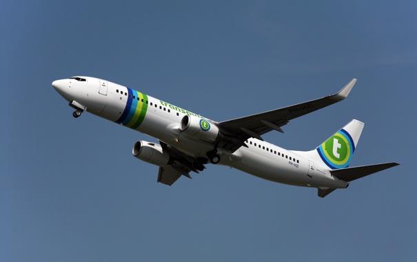 Фото обои авиация, самолет, взлет, гражданская