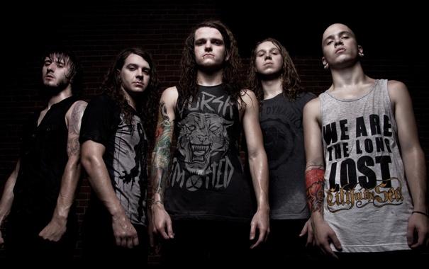 Фото обои Музыка, Группа, Metalcore, Miss May I