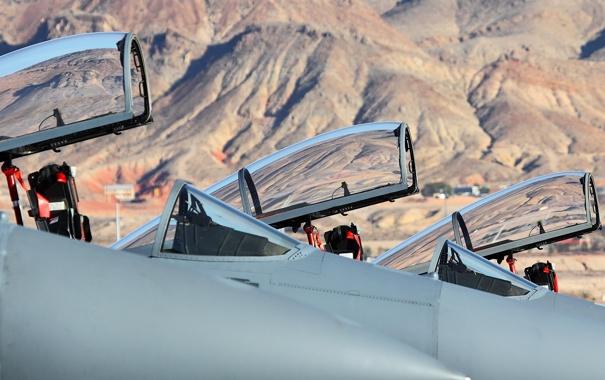 Фото обои авиация, самолёты, кабины