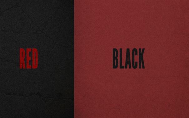 Фото обои текст, цвет, граница, контраст