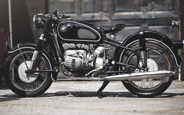 Фото обои bmw, бмв, мотоцикл, bike