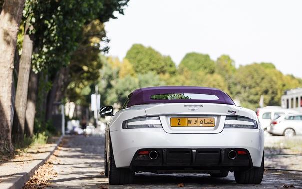 Фото обои DBS, Aston Martin, Volante