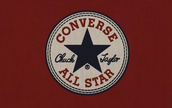 Фото обои minimalistic, company, brand, shoes, converse, sneakers, logos