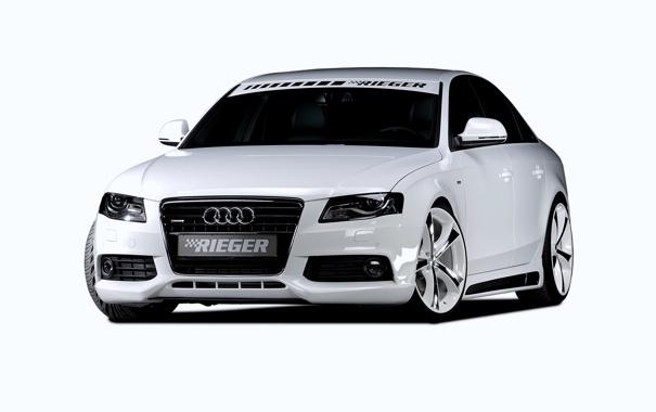 Фото обои 2011, Audi, ауди, седан, тюнинг, Sedan, Rieger