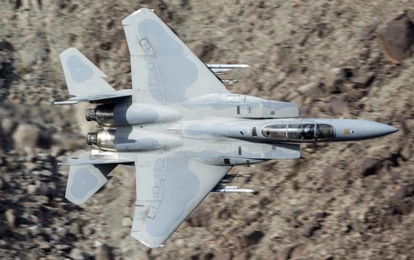 Фото обои истребитель, Eagle, F-15, тактический, «Игл»