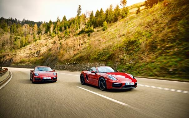 Фото обои 911, Porsche, Carrera 4, порше, Coupe, GTS, 991