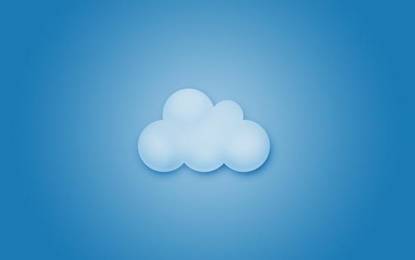Фото обои небо, рисунок, минимализм, облако, sky, minimalism, cloud