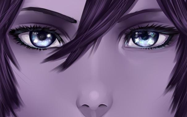 лица девушек аниме картинки