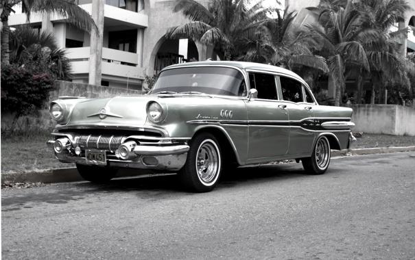 Фото обои car, auto, retro, classic car