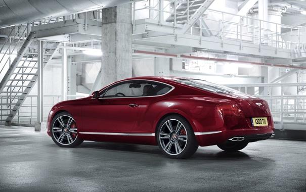 Фото обои car, машина, 2012 Bentley Continental GT V8, 2500x2000