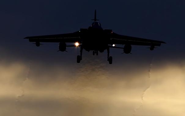 Фото обои истребитель, бомбардировщик, Panavia Tornado