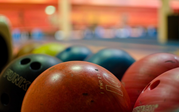 Фото обои Sport, Ready to Roll, Bowling