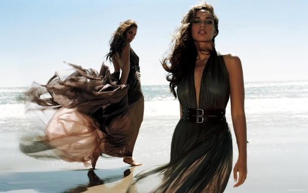 Фото обои девушка, модель, красота, юлия
